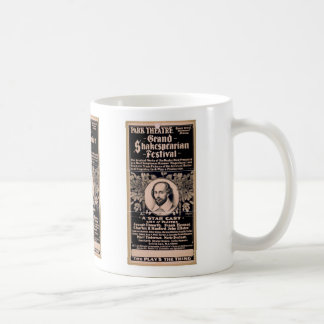 Grand Shakespearian Festival Coffee Mug