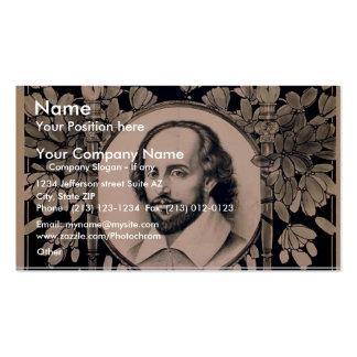 Grand Shakespearian Festival Pack Of Standard Business Cards