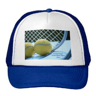 Grand Slam  Australian Open 2014 trucker-hat Cap