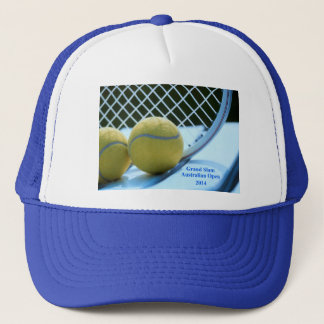 Grand Slam  Australian Open 2014 trucker-hat Trucker Hat