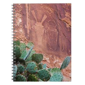 Grand Staircase-Escalante National Monument 5 Spiral Notebook