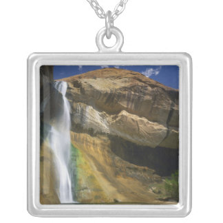 GRAND STAIRCASE-ESCALANTE NATIONAL MONUMENT, SILVER PLATED NECKLACE
