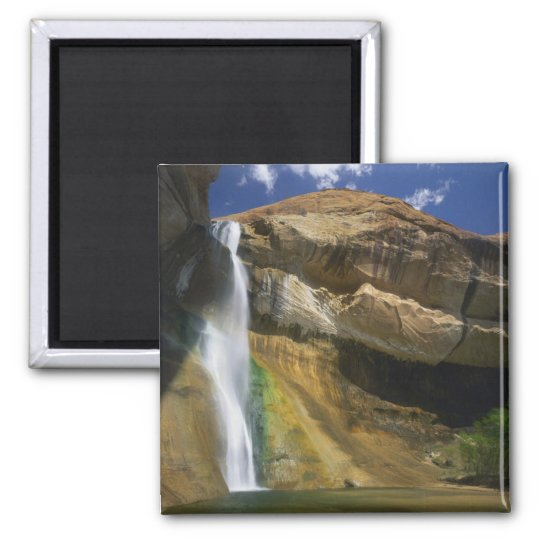 GRAND STAIRCASE-ESCALANTE NATIONAL MONUMENT, SQUARE MAGNET