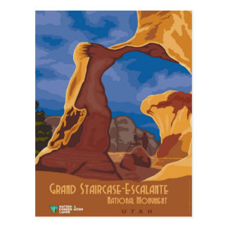 Grand Staircase-Escalante Postcard