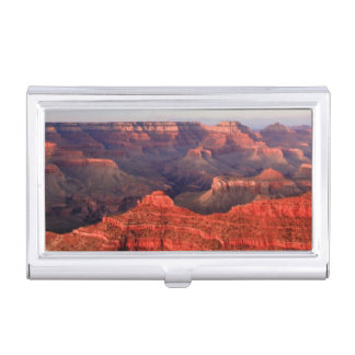 Grand Sunset Business Card Holder