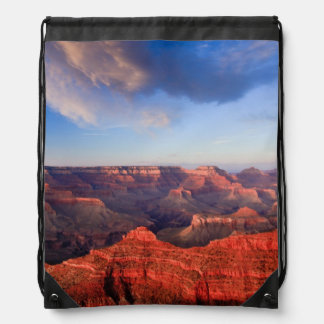 Grand Sunset Drawstring Bag