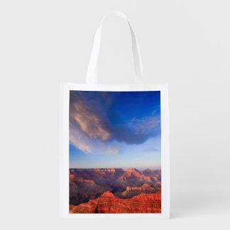 Grand Sunset Reusable Grocery Bag