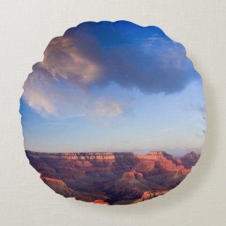 Grand Sunset Round Cushion