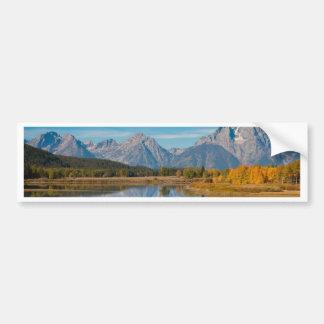 Grand Teton Bumper Sticker