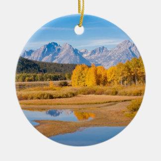 Grand Teton Christmas Ornament