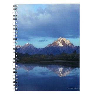 Grand Teton mountain range 2 Notebooks