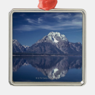 Grand Teton mountain range Christmas Ornament