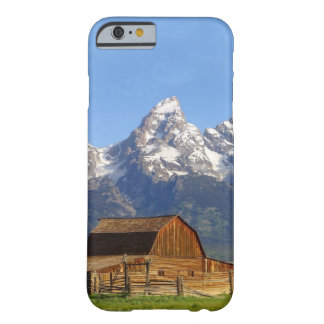 Grand Teton mountains Barely There iPhone 6 Case