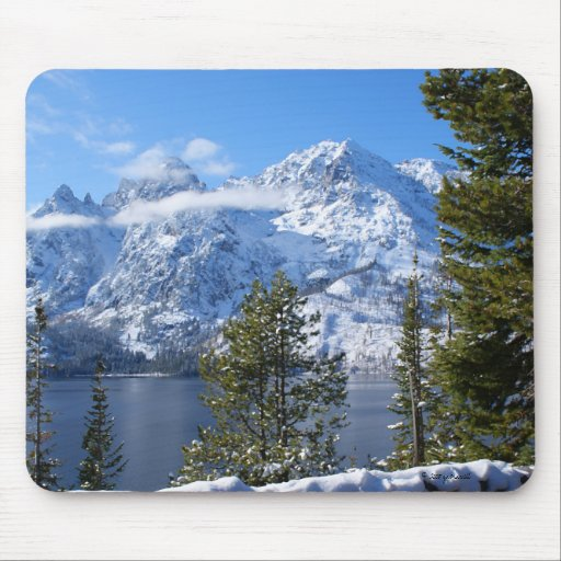 Grand Teton Mousepad