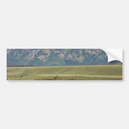 Grand Teton National Park 3 Bumper Stickers