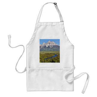 Grand Teton National Park 3 Standard Apron