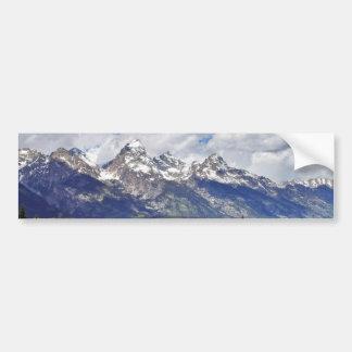 Grand Teton National Park. Bumper Stickers