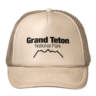 Grand Teton National Park Cap