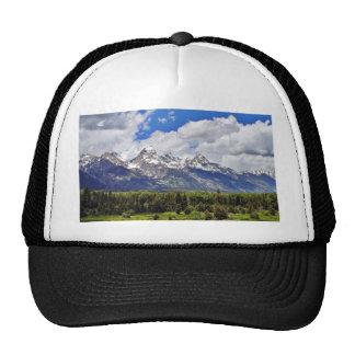 Grand Teton National Park. Cap
