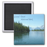 Grand Teton National Park Fridge Magnet