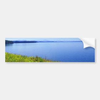 Grand Teton National Park Landscape photography Bumper Sticker
