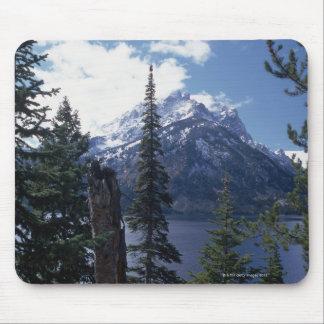 Grand Teton National Park Mouse Pad