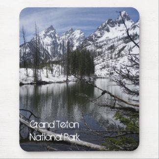 Grand Teton National Park Mousepad