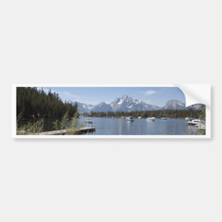 Grand Teton National Park photography Bumper Sticker