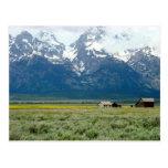 Grand Teton National Park Postcards