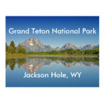 Grand Teton National Park Series 10 Postcard