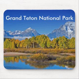 Grand Teton National Park Series 3 Mouse Pad