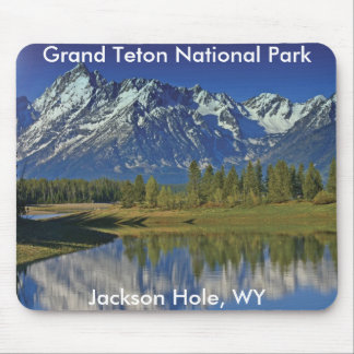 Grand Teton National Park Series 4 Mouse Pad