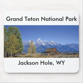 Grand Teton National Park Series 5 Mouse Pads