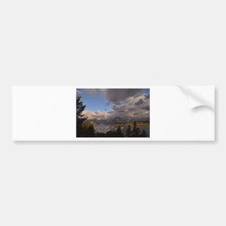 Grand Teton National Park Sunrise Bumper Stickers