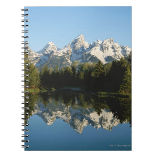 Grand Teton National Park, Teton Range, Wyoming, Notebooks