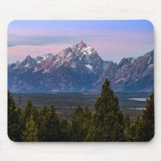 Grand Teton Peak Mousepad