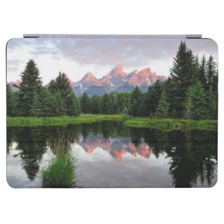 Grand Teton Reflections Over the Beaver Pond iPad Air Cover