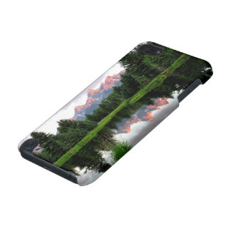 Grand Teton Reflections Over the Beaver Pond iPod Touch (5th Generation) Cover