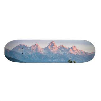 Grand Teton Skateboard