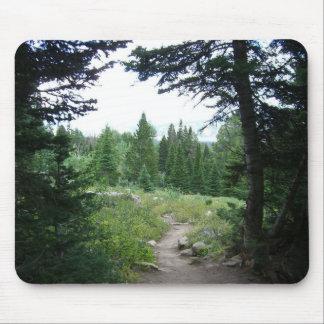 Grand Teton Trail Mouse Mat