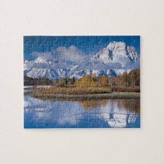 Grand Teton , Wyoming Jigsaw Puzzle