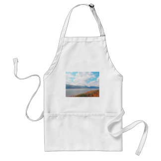 Grand Tetons By The Water Standard Apron