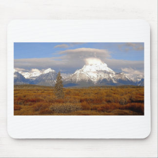 Grand Tetons In Autumn Mouse Pads