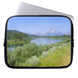 Grand Tetons Landscape Laptop Sleeves