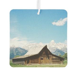 Grand Tetons Mormon Barn