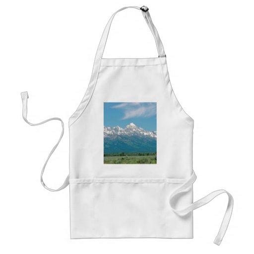 Grand Tetons National Park Apron