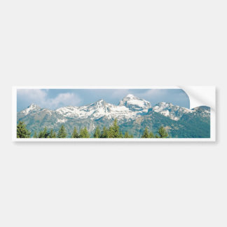 Grand Tetons Park Bumper Stickers