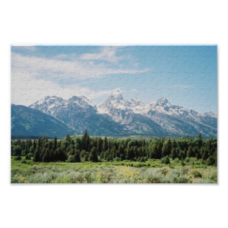 Grand Tetons Park Photograph