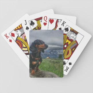 Grand Tetons Playing Cards
