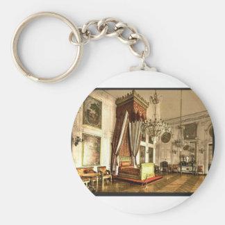 Grand Trianon, chamber of Queen Victoria, Versaill Key Chain